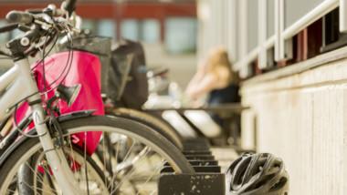 Supercykelväg på Campus Umeå blir verklighet