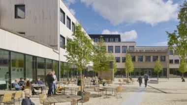 Ulls Hus på Campus Ultuna nominerat till Sienapriset 2016