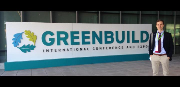 Bengt Dahlgren sprider kunskap internationellt om energieffektivt byggande