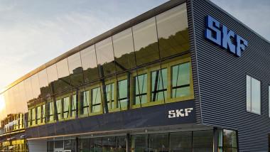 SKF Solution Factory Göteborg fick pris för Årets LEED-byggnad
