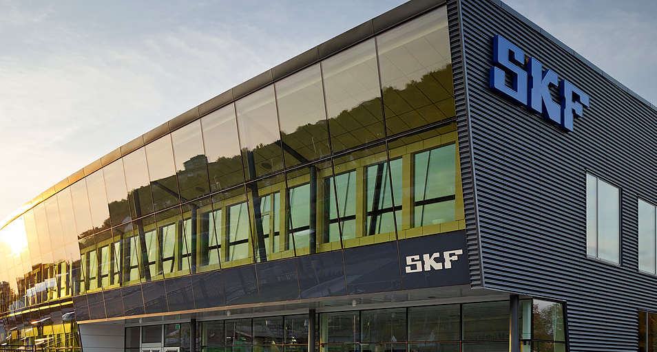 SKF One Roof certifierat enligt LEED Gold