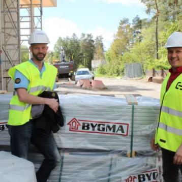 Personal med kunskap om miljöbyggnad