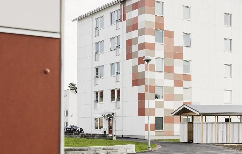 Akitekter föredrar bostäder framför prestigebyggnader