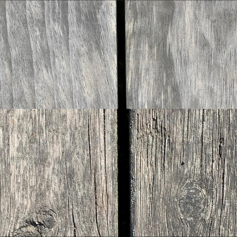 Viktig hållbarhetsfaktor - Träets föråldrande med tiden