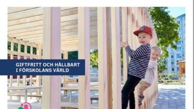 Accoya trä i förskolans värld – Arkitekters självklara val
