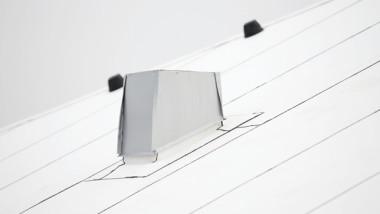 Årjängs nya tak äter koldioxid