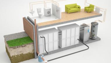 Evertech revolutionerar återvinning av spillvärme från fastigheter