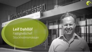 Energy Machines hjälper Stockholmsmässan ta hem internationella evenemang