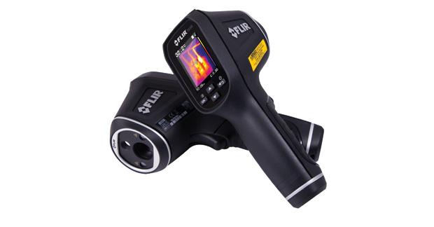 FLIR Systems lanserar banbrytande TG165 IR-termometer med värmebildsvisning