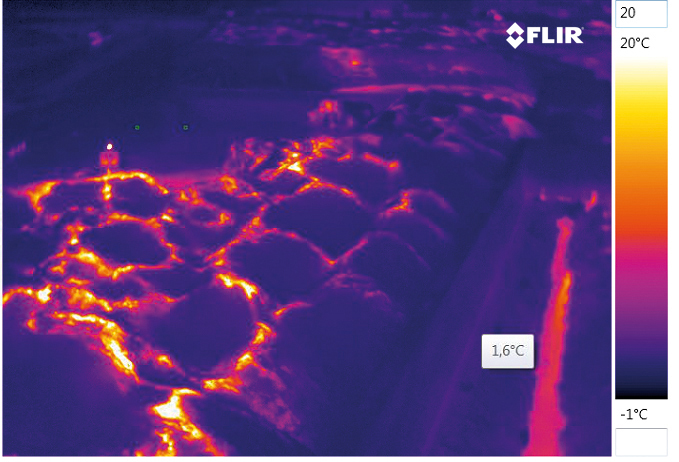 FLIR THERMAL IMAGING PROTECTS BIOFUEL STOCK PILES