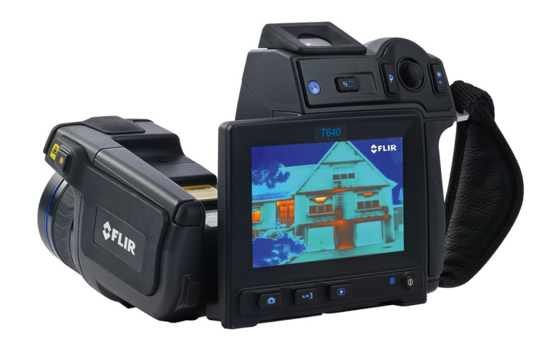 FLIR thermal imaging proves ideal for detecting cladding & façade problems