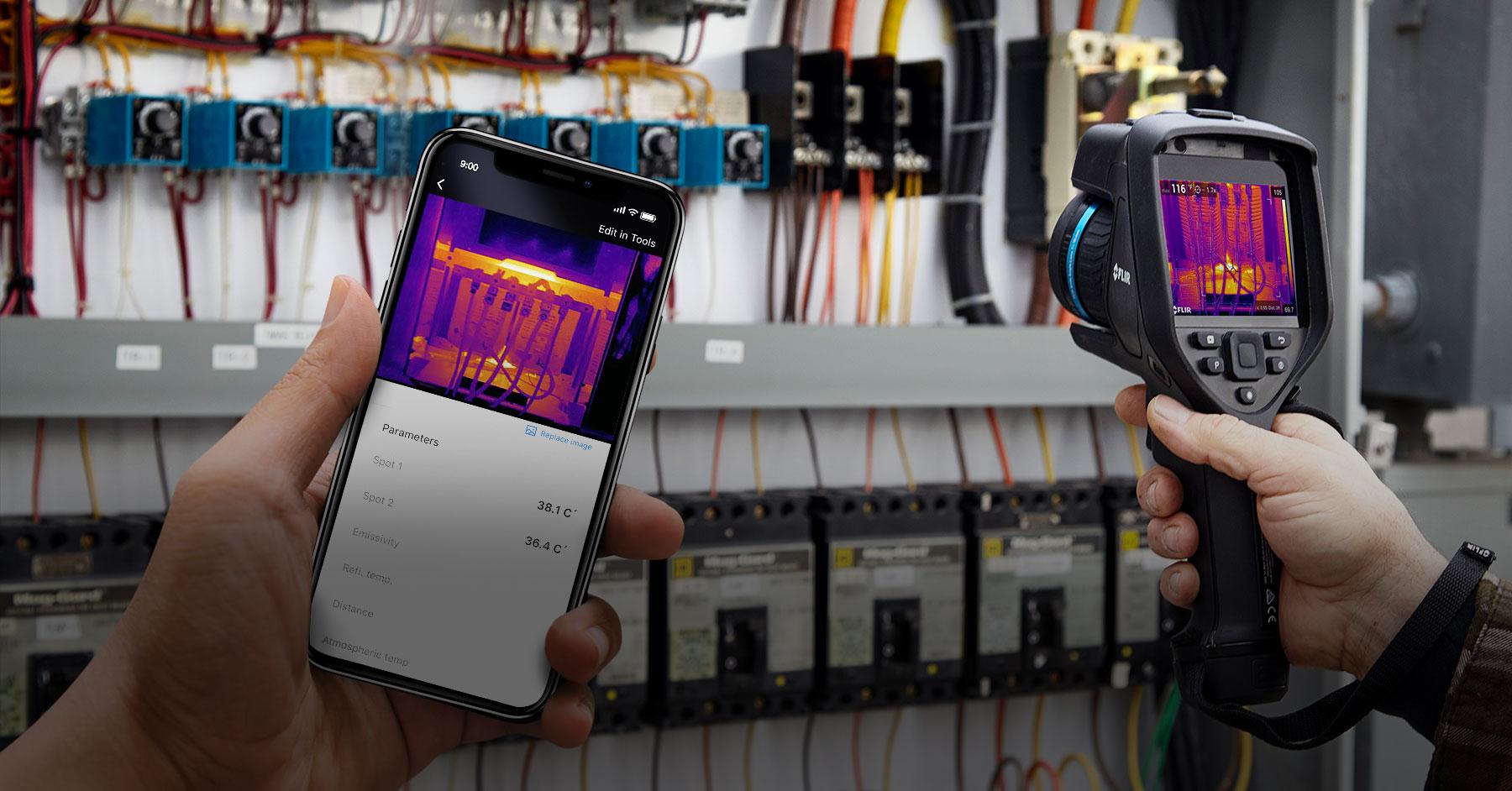 New FLIR InSite Mobile Application Simplifies Inspection Management