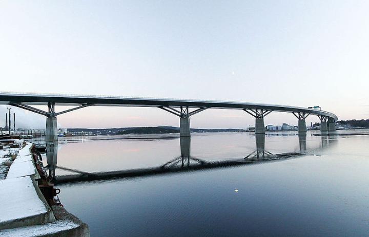 Bron från norra fästet. Källa: Jango17