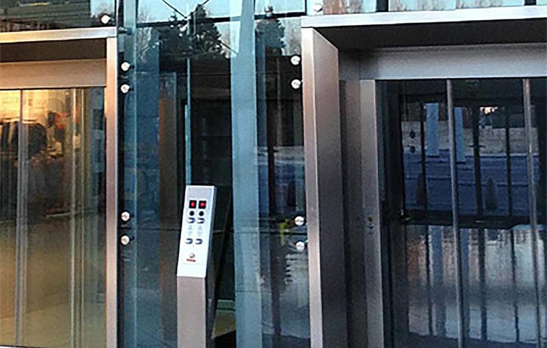 Ipercity i Italien sparar 30.000 kr per år och hiss