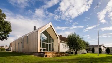 Kebony brings historic 19th Century farmhouse into the modern era