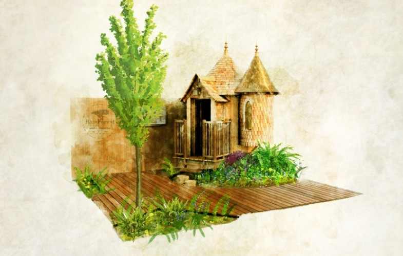 Blue Forest and Kebony branch out to the RHS Chelsea Flower Show