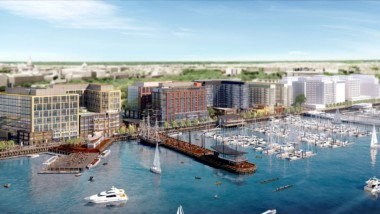 The Wharf, a World-Class Waterfront Development in Washington, D.C.