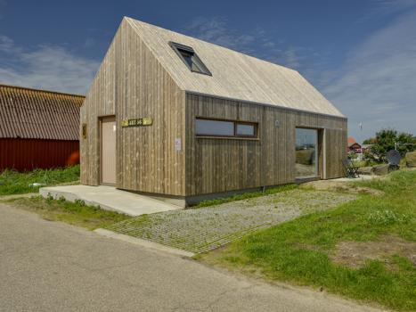 Kebony Character-Artist House-Hvide Sande-(c) Henning Davidsen (8)
