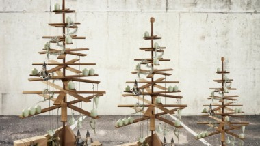 Habitree launches the Kebony Christmas tree for sustainable holidays