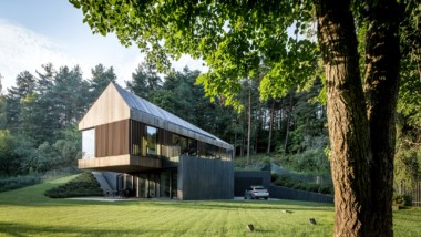 Kebony cladding exceeds expectations