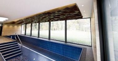 Kebony wood waves – new idea for interior design