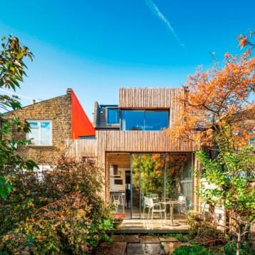 Kebony transforms 19th Century terrace