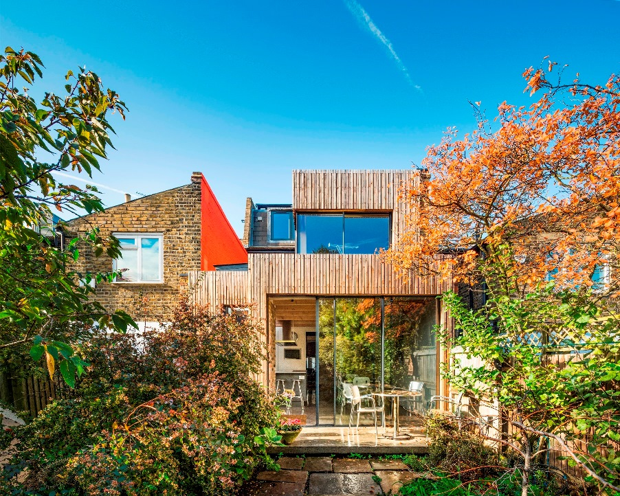 house in wiseton road london Waind Gohil and Potter architects