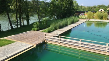 Natural Bath receives sustainable renovation