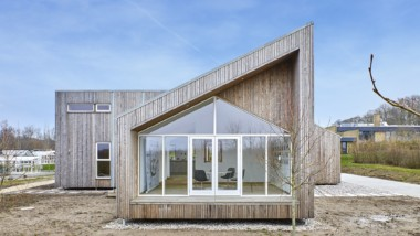 World's first Biological House unveiled