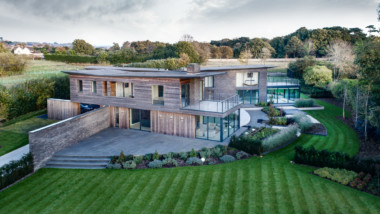 Kebony completes spectacular Hampshire house