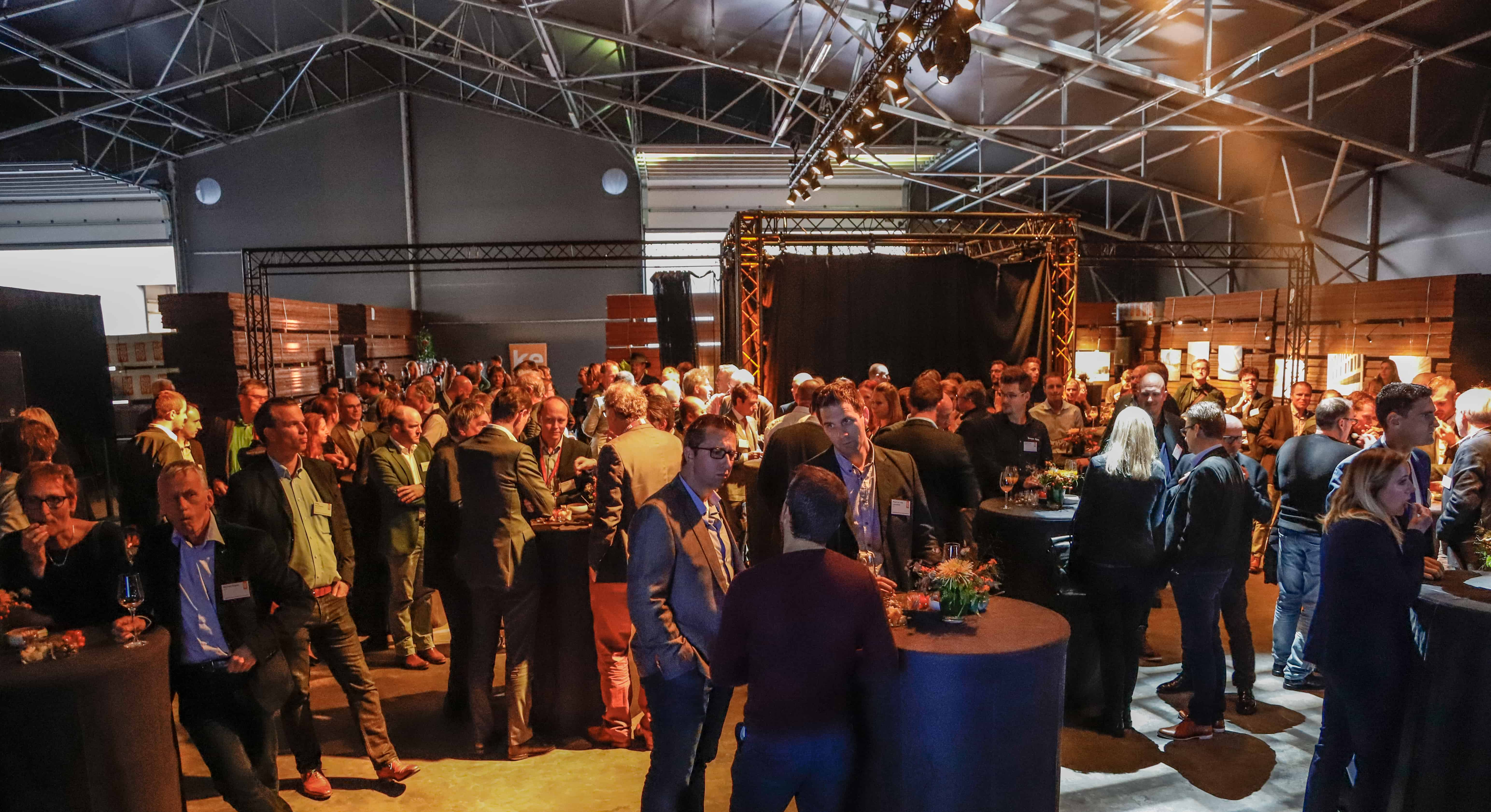 Leader in sustainable wood production opens new factory in Flanders, Belgium