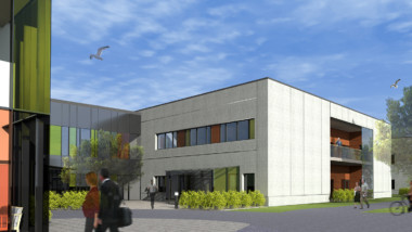 Kingspan möter sjukhusens säkerhets- och miljökrav
