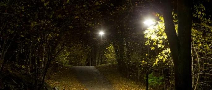 Innovationsprojekt sprider energieffektivt ljus i natten