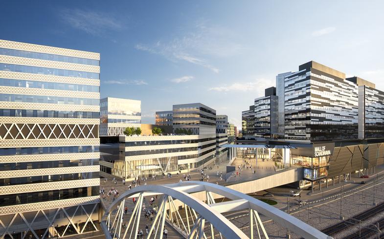 Lindinvent får entreprenad för SEB:s nya huvudkontor
