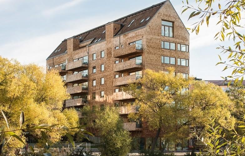 Martinsons vill ta fram ny norm för att bygga ännu högre hus i trä