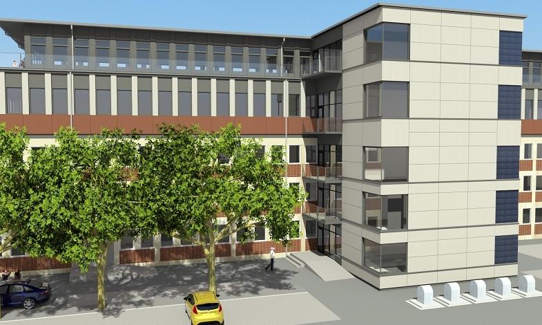 Påbyggnad i Umeå visar fördelarna med trä