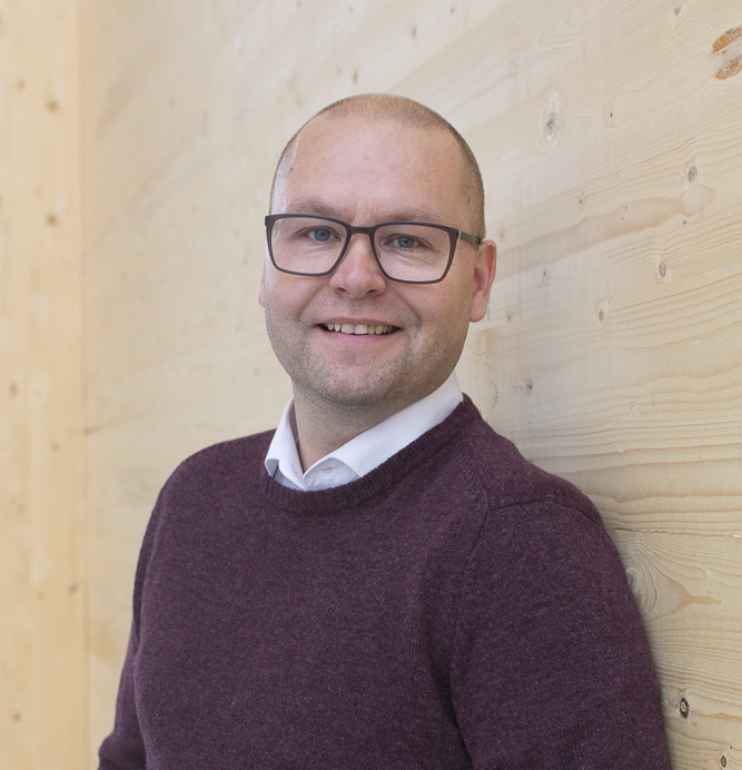 Jesper Åkerlund ny vd för Martinsons Byggsystem