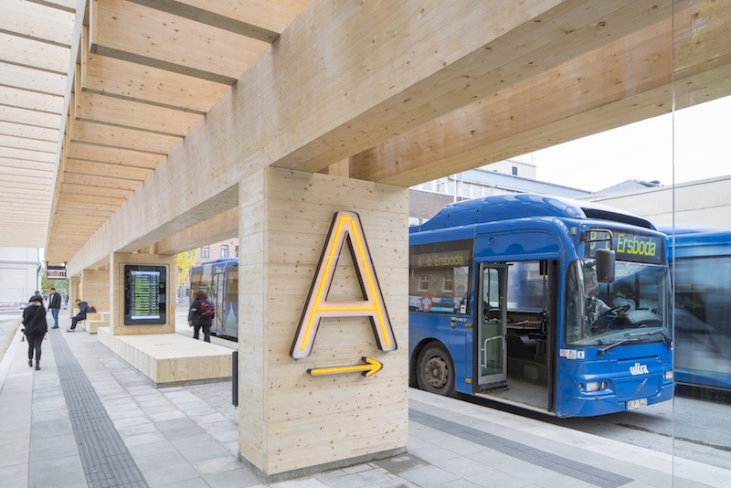 Vasaplan binder koldioxid motsvarande 400 bilburna Umeåbor