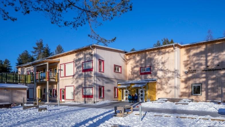 Martinsons Byggsystem levererar nya förskolor i Skellefteå