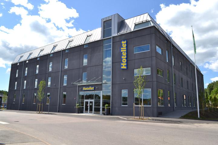 Hotellet i Gekås Ullared sökte ett energieffektivt system för deras värmebehov, och fann Mitsubishi Electric.