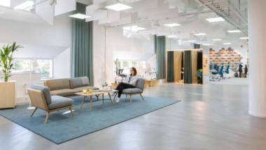 AMF Fastigheter – en ljusare värd med LED