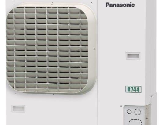 Panasonics 15KW CO2 kyl- och frysaggregat lanseras i Sverige