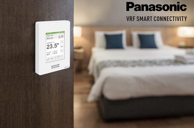 Panasonic VRF Smart Connectivity - en revolutionerande nyhet för hotell och detaljhandeln