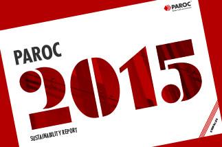 Hållbarhetsrapport 2015, nu publicerad