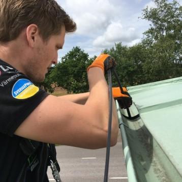 Kostnadsfri utbildning i värmekabelsystem för tak för elinstallatörer