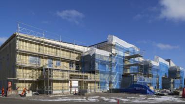 ROCKWOOL grävde guld i Växjö