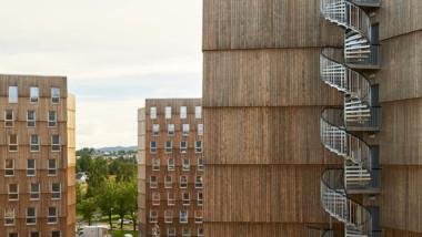 REDAir FLEX i ett av Europas största byggprojekt i massivträ