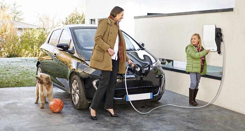 Nya laddare för hemmabruk ska göra elbilen tillgänglig för fler