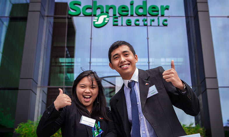 Studenter ska skapa hållbara lösningar för smarta städer