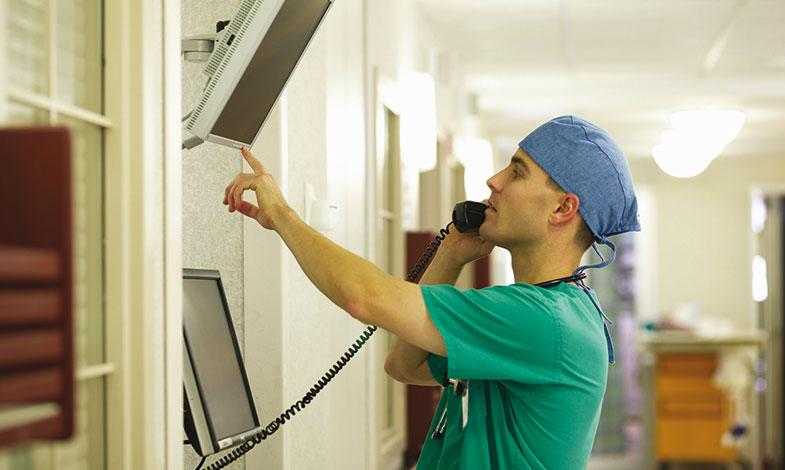 Schneider Electric vinner mångmiljonuppdrag för Danderyds sjukhus